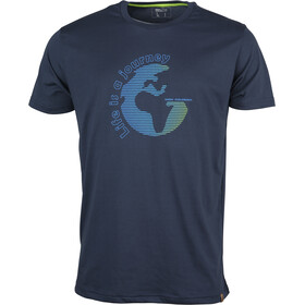 High Colorado Garda 4 Kortærmet T-shirt Herrer blå